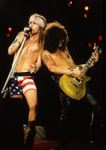 Axl Rose-Slash
