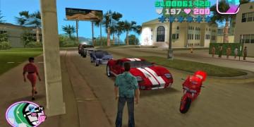 Uno screenshot del videogioco.