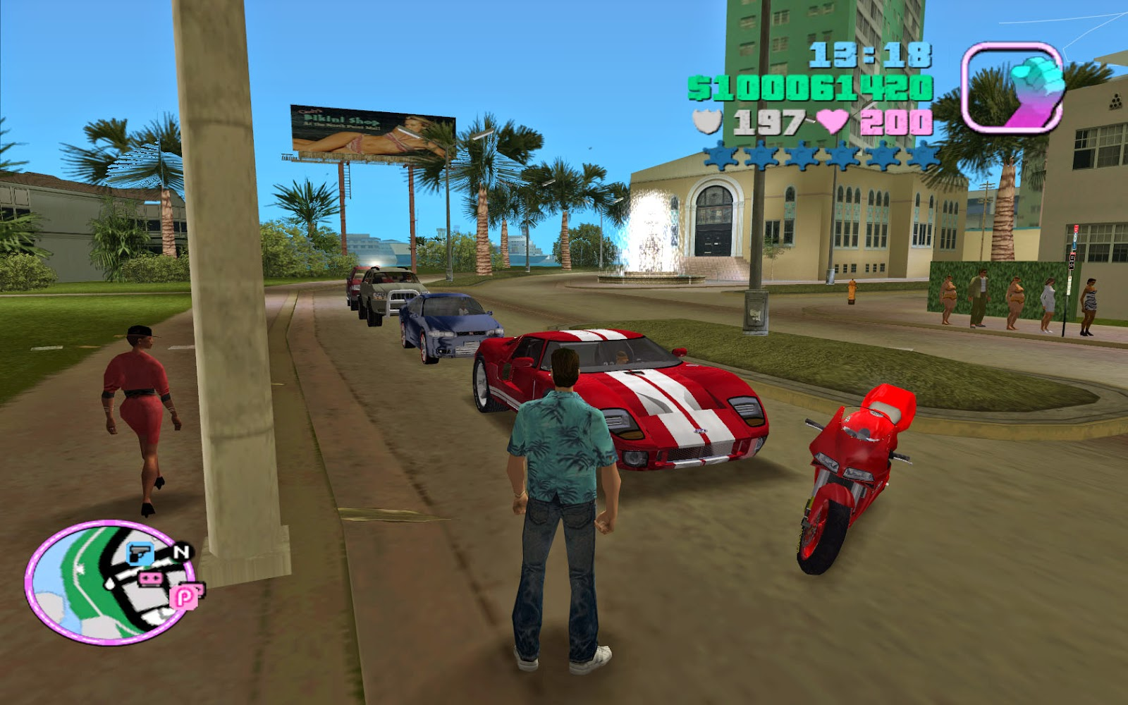 Gta Vice City Patch New Cars