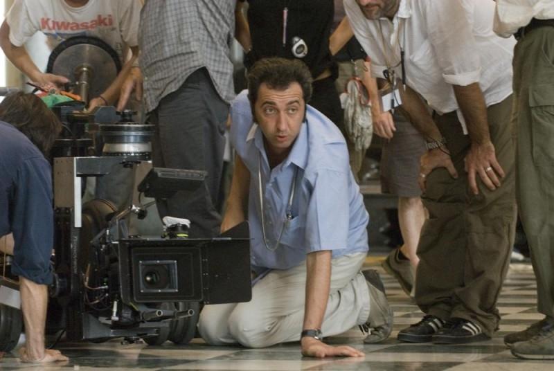 il-regista-paolo-sorrentino-sul-set-del-film-il-divo-60316